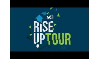 Rise Up - катерене и бягане на високо