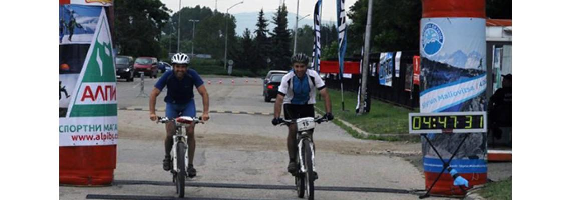 Обиколката на Витоша - 100 км