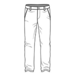 Панталони мембрана