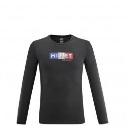 Блуза M 100 черна