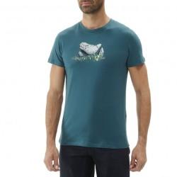 Тениска BOULDER DREAM зелена