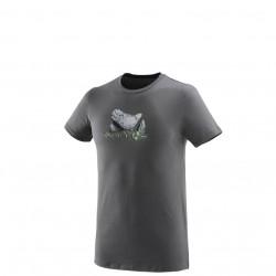 Тениска BOULDER DREAM сива