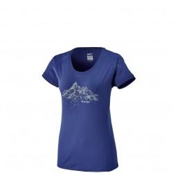 Тениска LD ALPI SUMMIT синя