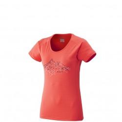 Тениска LD ALPI SUMMIT червена