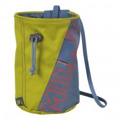 Торбичка за магнезий - зелена