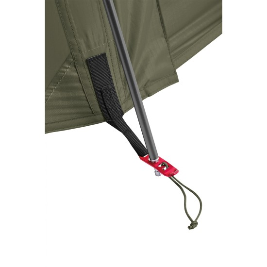 Палатка LIGHTENT 1 PRO зелена