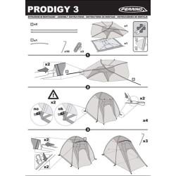 Палатка PRODIGY 3